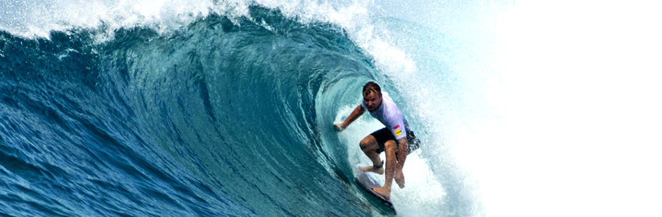 Burrow Finds Redemption With a Twin Fin Win in The Maldives
