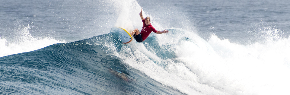 Josh Kerr takes out Single-fin Division