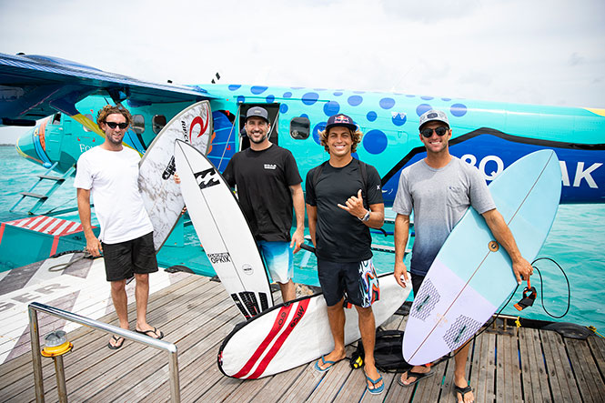 Four Seasons Maldives Surfing Champions Trophy: Pre-Event Prep in Paradise