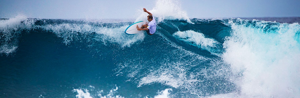 Josh Kerr Claims Single-fin Division
