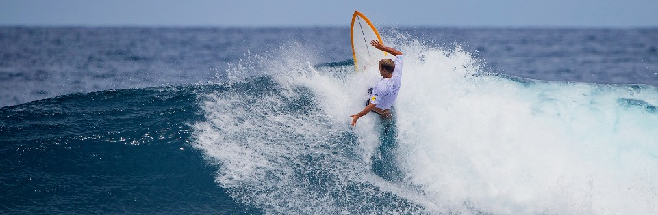 Josh Kerr Wins the Four Seasons Maldives Surfing Champions Trophy